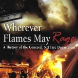 Wherever Flames May Rage talk at Gibson's Bookstore