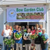 Joyce Kimball movin' on up in the N.H. Federation of Garden Clubs
