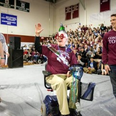 Senior video pays tribute to  Gene Connolly