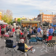 South Main Park Stage has plenty going on