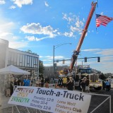Touch A Truck at Market Days