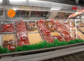 This is a busy time of year for meat sellers