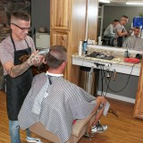 Check out this new barber shop in Concord