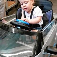 Thanks to GoBabyGo NH, kids get new rides
