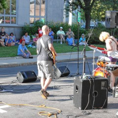 Entertainment: Live Music on the Lawn returns this week