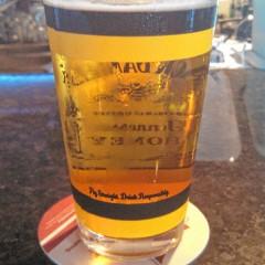 Tasty Brews: Red Hook Summerhook on tap at Tandy's