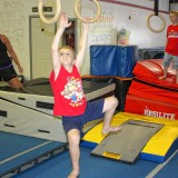 Flipz Gymnastics offers training  for  ninjas