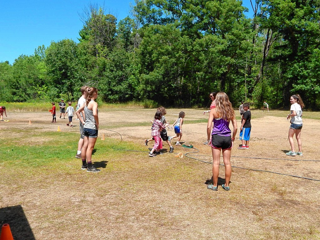 Megan Marshall—Insider internOur hard working summer intern Megan Marshall spent a day last week checking out some of the local summer camps.