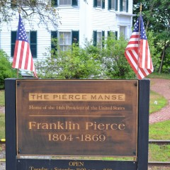 Learn about the White family at the Pierce Manse