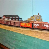 Check out model railroads at the Model Railroad Show at Everett Arena