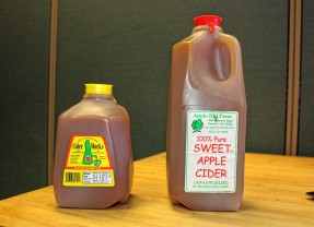 Call us the Drink Snob – we tried some cider