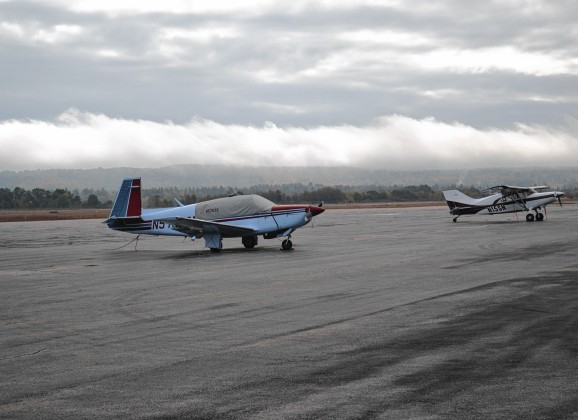 Did you know that Concord has an airport?