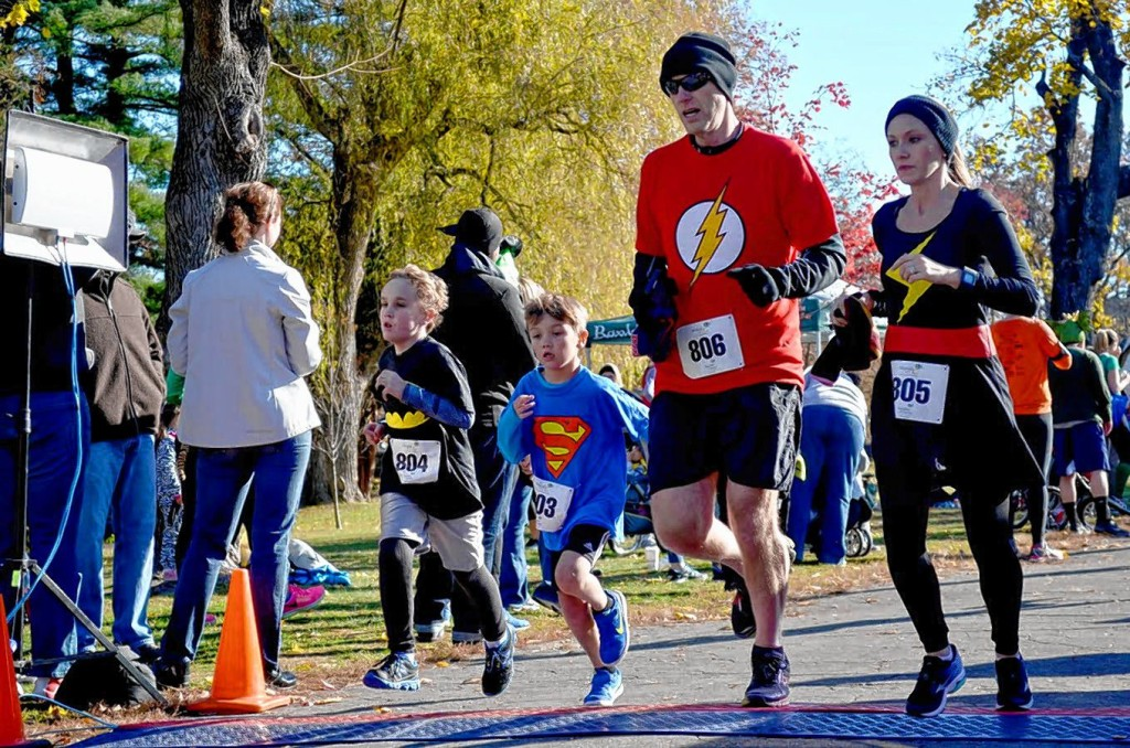 Courtesy—Families in Transition - New Horizons's fifth annual Wicked FIT Run will be held Saturday at 9:30 a.m. at Rollins Park.