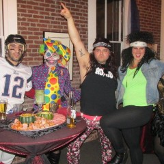 Put on your favorite costume and check out two big Halloween parties in Concord