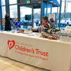Help end child abuse with New Hampshire Children's Trust