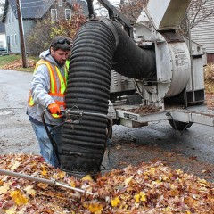City Manager's Newsletter: More road and utility work, leaf collection begins and more