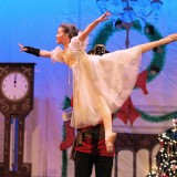 There are two renditions of the Nutcracker this weekend