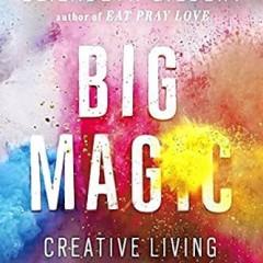 Book of the Week: 'Big Magic'