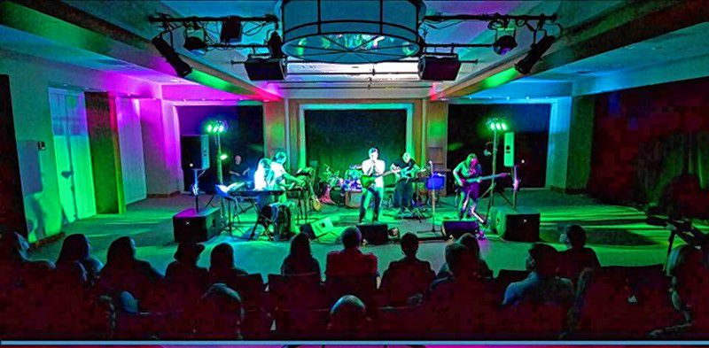 """Iranian progressive rock band Mavara will play a show at Concord's Hatbox Theatre on Saturday. The show will highlight songs from their newest album, """"Consciousness."""""""