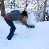 Go Try It: When life gives you snow, make a snowman