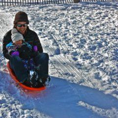 Go Try It: Go sledding at White Park