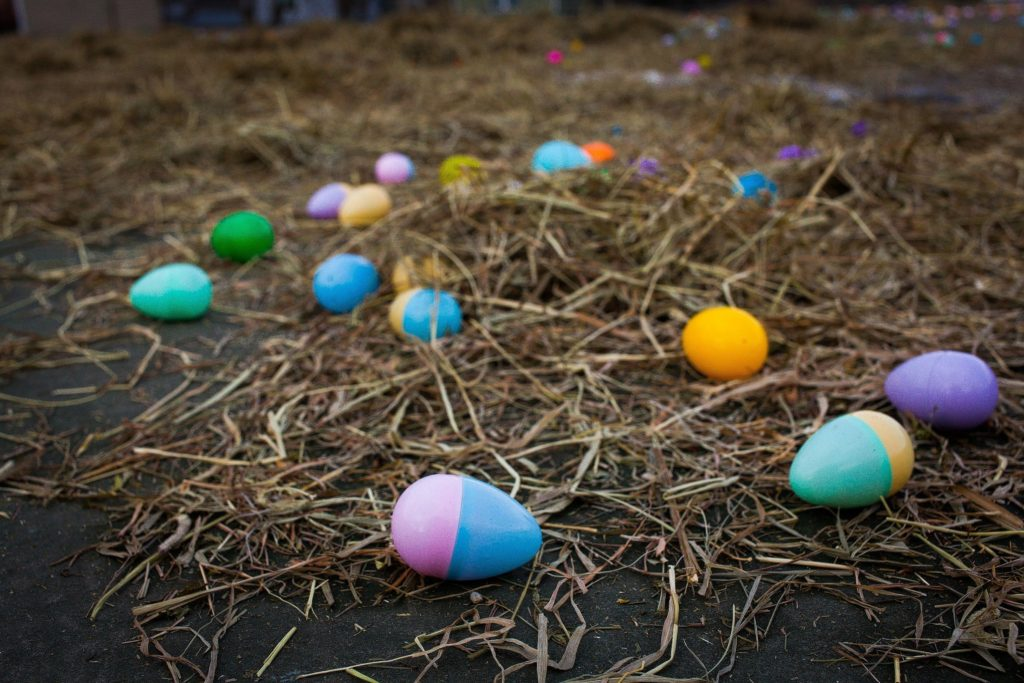 The annual Easter egg hunt put on by the Boys & Girls Club of Suncook took place at Whitten Street Park in Allenstown on Saturday morning, April 4, 2015.