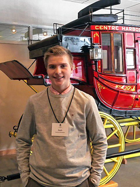 Zachary Painchaud, Concord High SchoolHometown: ConcordFavorite summer job: Candy Shop in Old Orchard BeachWhat I see myself doing down the road: BusinessFavorite place: Europe