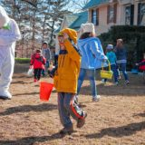 Check out these  Easter egg hunts and events