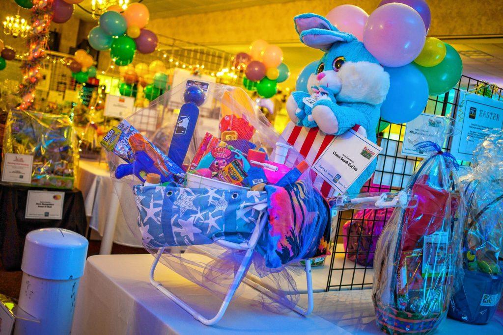 Some of the baskets were pretty darn creative. (ELIZABETH FRANTZ / Monitor staff)