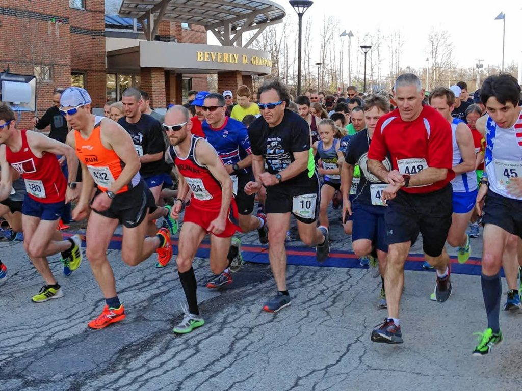 NHTI is hosting a 5K road race on Friday at 6 p.m.