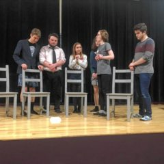 NHTI's Stage Lynx to perform 'Anne Frank'