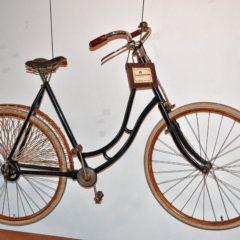 On Display: Kimball Jenkins has a cool new bike exhibit