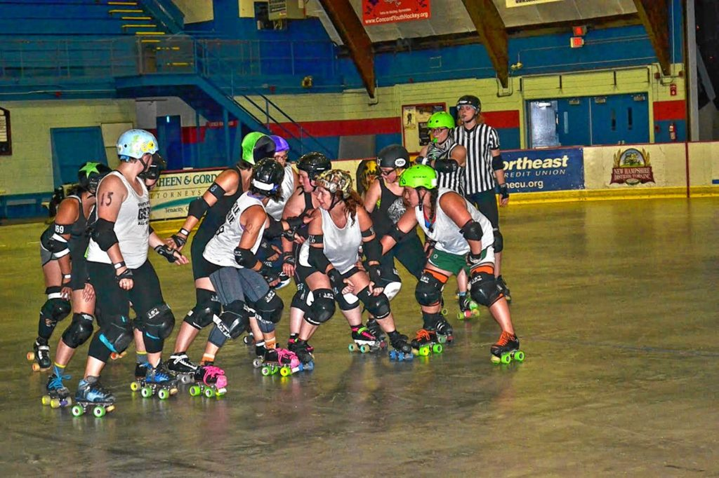 Granite State Roller Derby has a few events coming up for those thinking about joining the roller derby ranks, while the GSRD all-stars open their season this Saturday at Everett Arena.