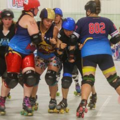Another season of roller derby is upon us