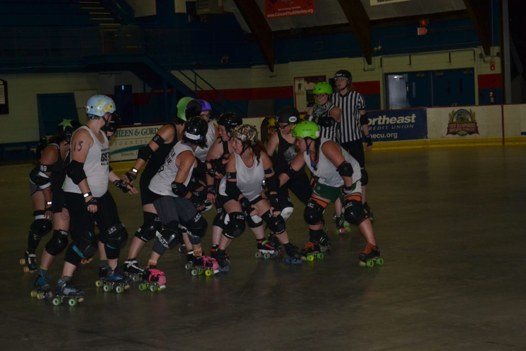 The Granite State Roller Derby all-stars open their season this Saturday at Everett Arena, and they have a couple events for those thinking about joining the ranks.