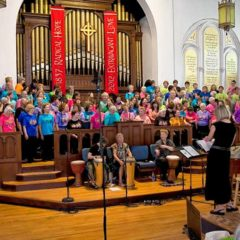 Songweavers are putting on a spring concert