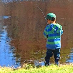 Bring the little ones out to Youth Fishing Day