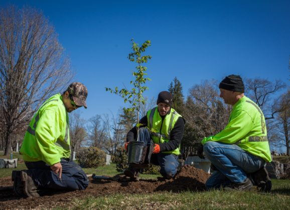 Help keep Concord beautiful on Earth Day