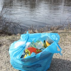 Go Try It: Clean up some trash around the capital city