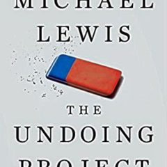 Book of the Week: 'The Undoing Project'