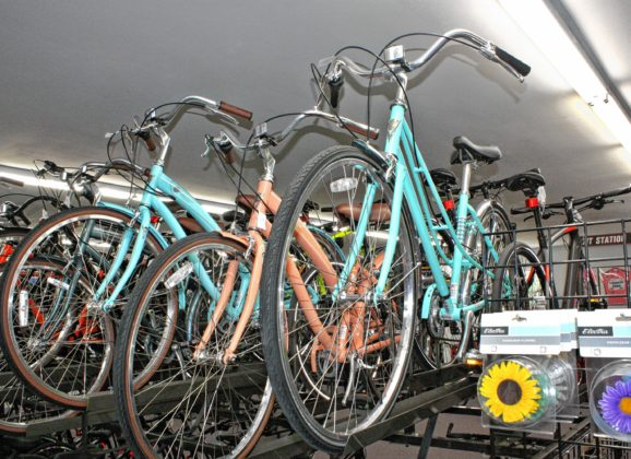 We asked the folks at Goodale's Bike Shop what to look for when buying a new bike