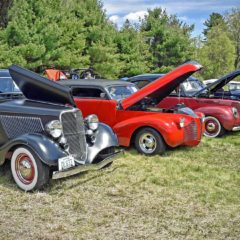 Bow Rotary to host car show