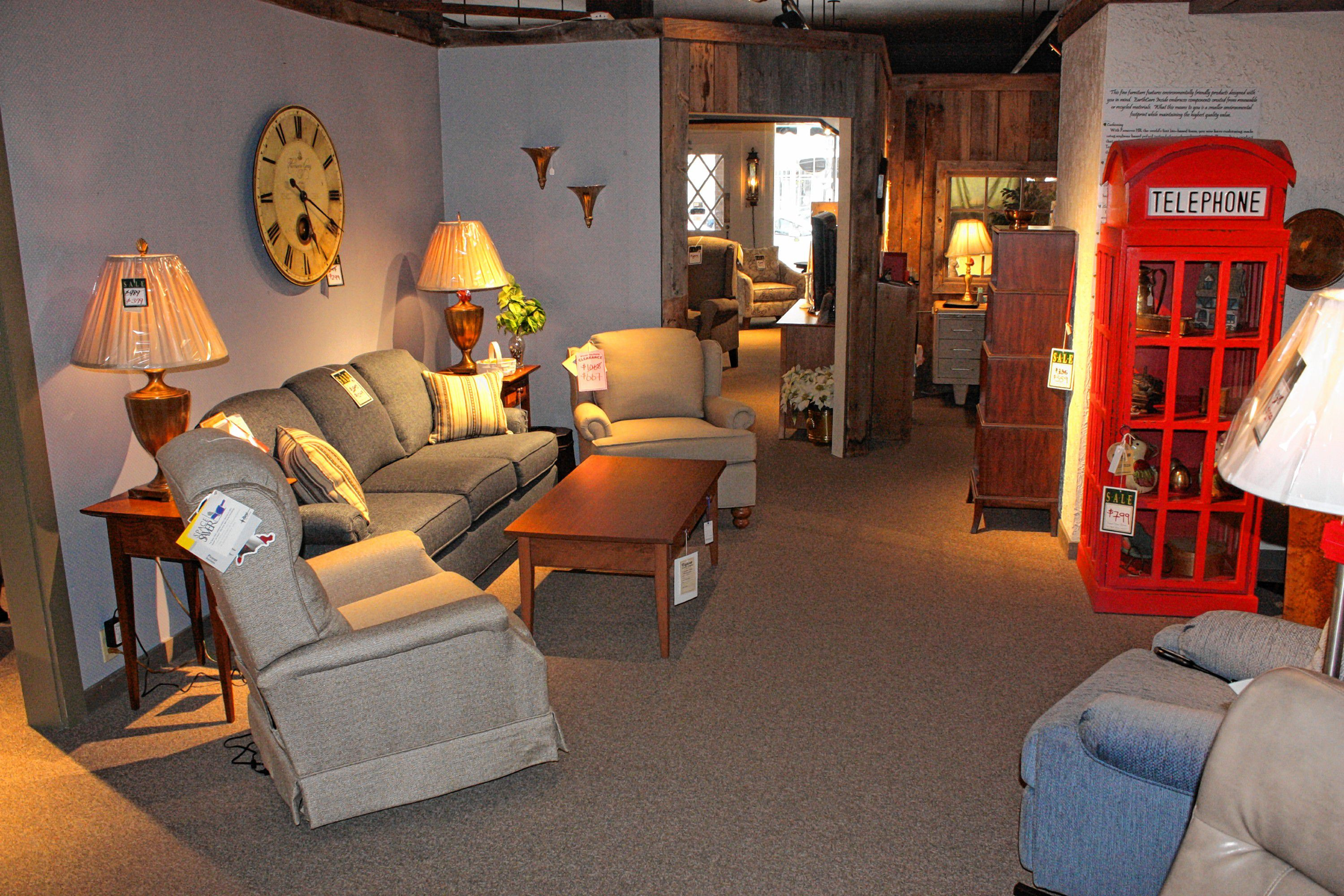 Gentil Thereu0027s A Shocking Amount Of Inventory At Endicott Furniture, The Repeat  Winner Of The Best