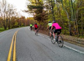 There are plenty of events and rides you can join with S&W Sports and the Central New Hampshire BicyclingCoalition