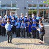 The Concord Chorale loves to sing for others