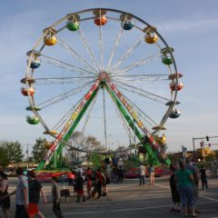 Get pumped up for the Kiwanis Spring Fair