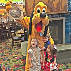 On The Road: Disney's Pluto is an avid reader of the Insider
