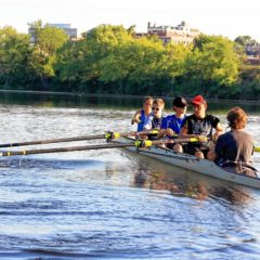 Concord Crew is hosting Learn to Row Day