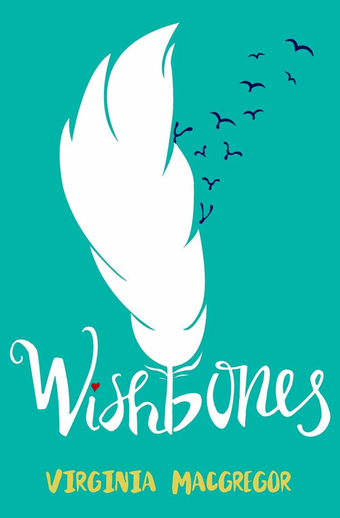 Virginia Macgregor's first young adult fiction book, Wishbones, is available at Gibson's Bookstore. There are even signed copies available. Courtesy