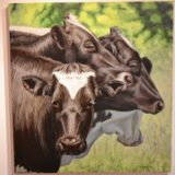 On Display: Paintings, sculptures at Mill Brook Gallery